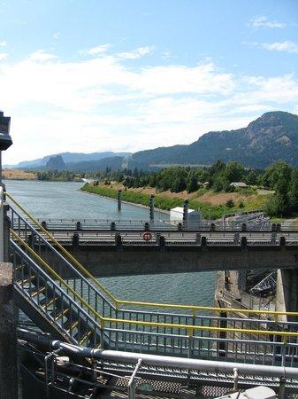 Bonneville Lock & Dam: Bonneville Lock