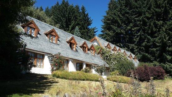 Rupu Pehuen Resort: Vista de los bungalows