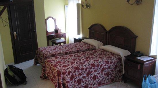 Casa Amadora: twin room