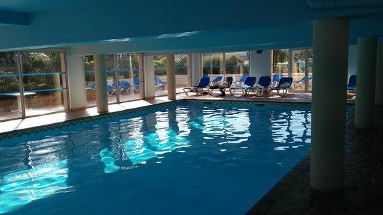 Hôtel Europa : piscine