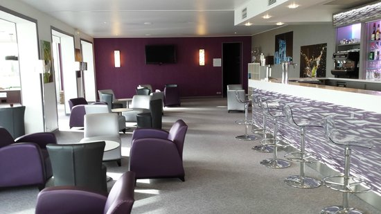 Hôtel Europa : bar