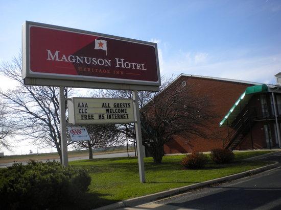 Magnuson Hotel Heritage Inn Updated 2018 Prices Reviews Photos Rantoul Il Tripadvisor