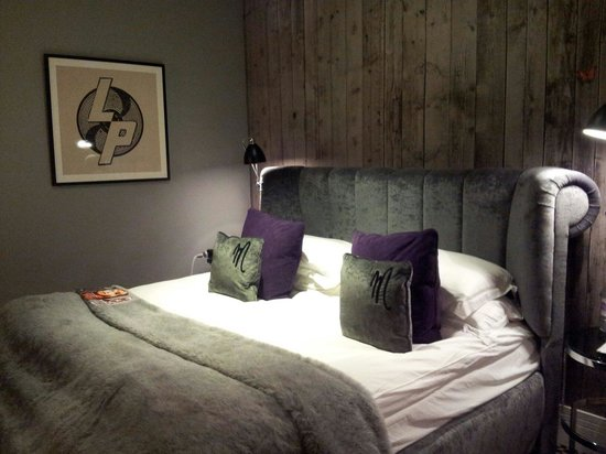 Malmaison London: The most comfortable bed ever
