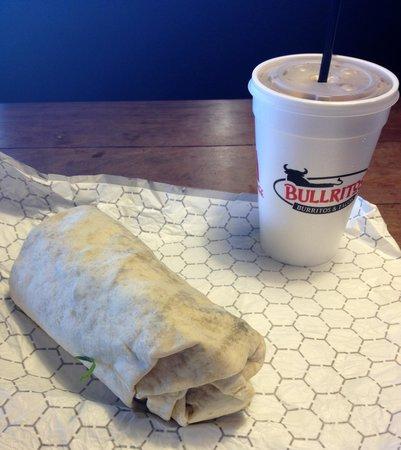 Bullritos: My lunch