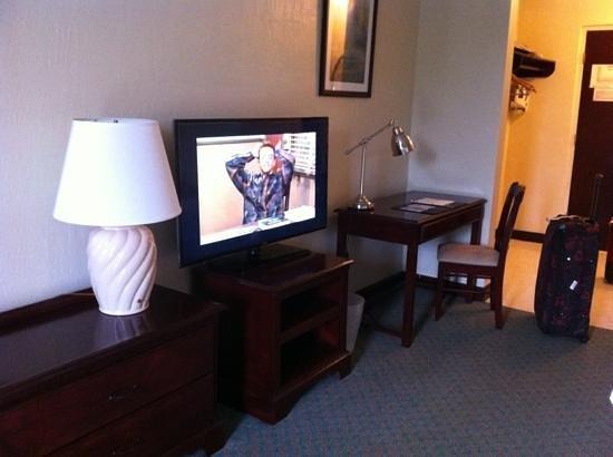 Hotel Chateaubleau: habitación