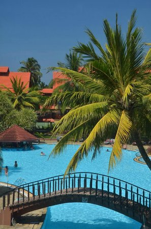Royal Palms Beach Hotel : toller Pool