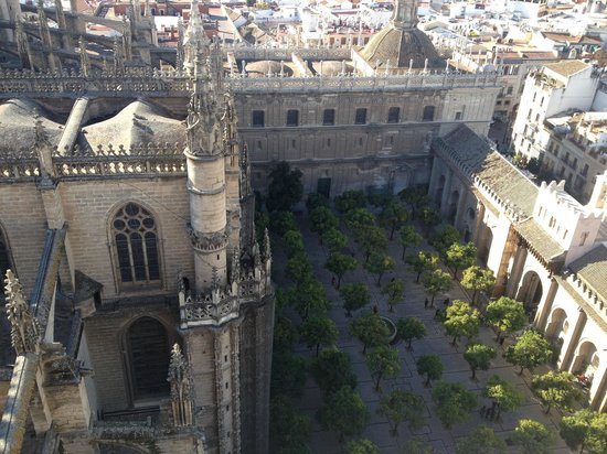 Catedral de Sevilla: View from the Cathedrals Tower