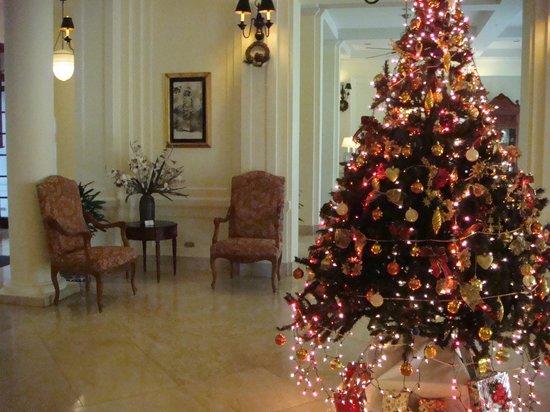 Settha Palace Hotel : Lobby