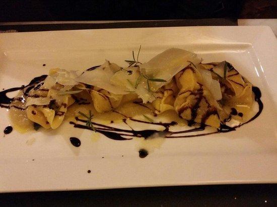 Osteria Piazzetta dell'Erba: Tagliata