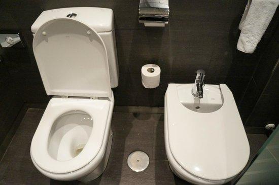 Vincci Centrum: Туалет