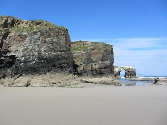Playa de las Catedrales: Катедрал пляж