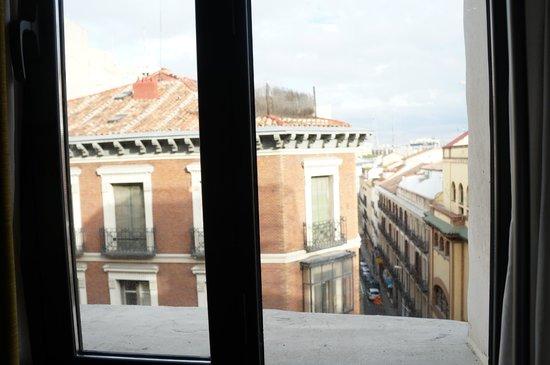 Vincci Centrum: Вид с 5 этажа