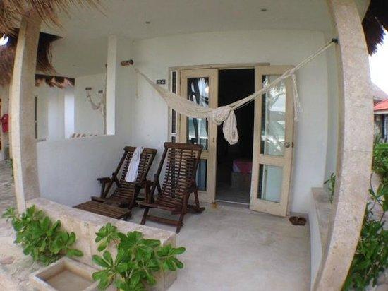 Hotel Cabanas Tulum : Cabanas