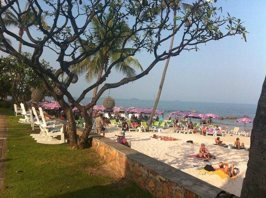 Centara Grand Beach Resort & Villas Hua Hin: Strand