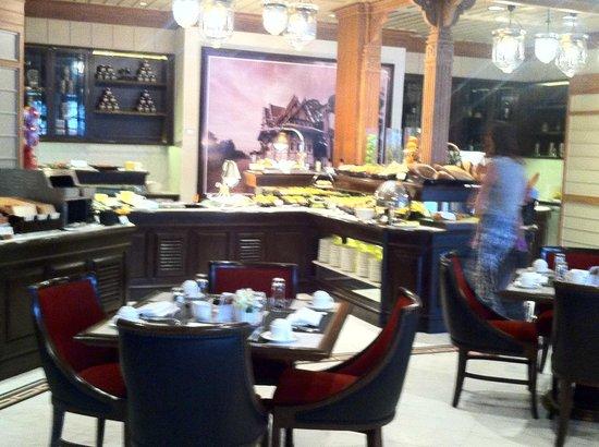 Centara Grand Beach Resort & Villas Hua Hin: Frühstücksbuffet