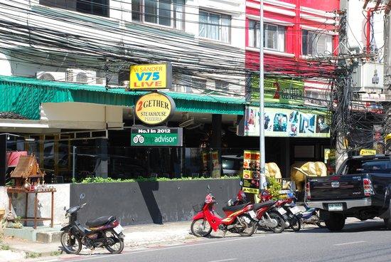 2gether Restaurant: 2 GETHER 2