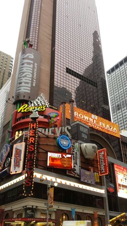 Crowne Plaza Times Square Manhattan: Hotel