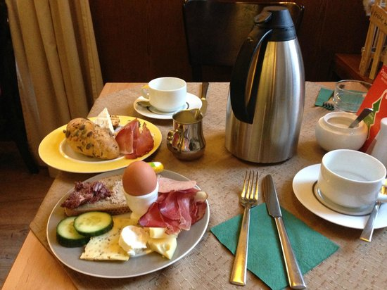 Hotel Weierich: завтрак