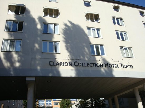 Clarion Collection Tapto : Вид с улицы
