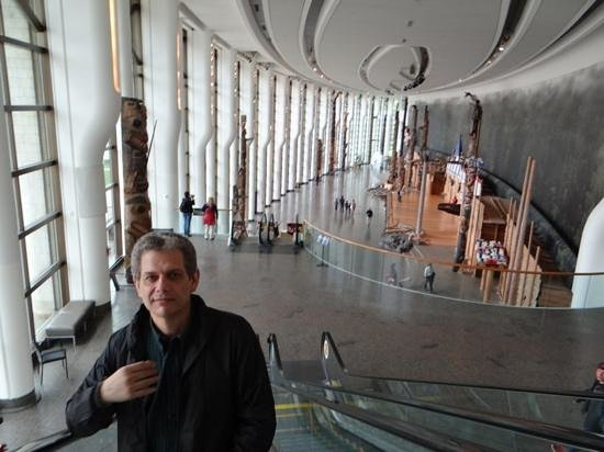 Canadian Museum of Civilization: galeria principal