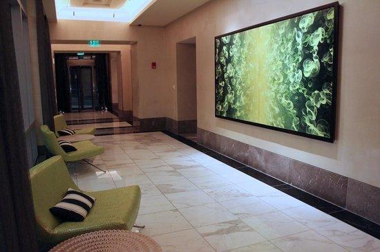 Kimpton Nine Zero Hotel: Hall