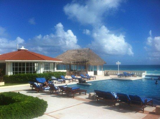 Hotel Casa Turquesa: Pool area