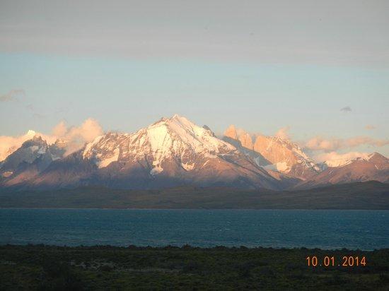 Tierra Patagonia Hotel & Spa: vista do restaurante