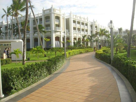 Hotel Riu Palace Bavaro : de retour la plage