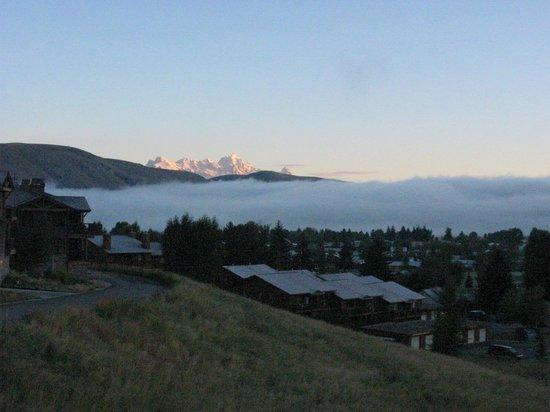 Grand View Lodge: Tetons