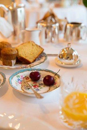 Glenegedale Guest House: Breakfast