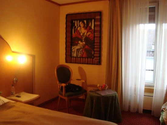 Best Western Hotel Strasbourg: Номер