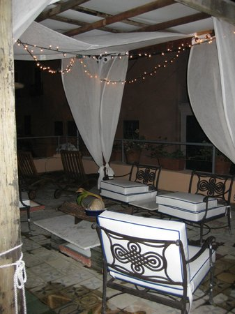 Villa Herencia : rooftop terrace