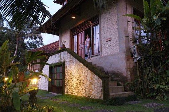 Hotel Villa-Ubud : Tanah Lot