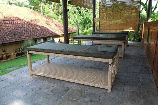 Hotel Villa-Ubud: Spa