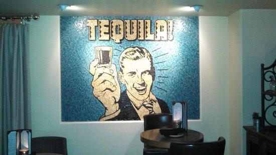 La Hacienda: Tequila!