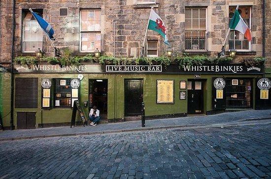 Whistle Binkies: Whistlebinkies Edinburgh