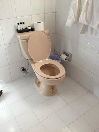 The Crown Villas at Lifestyle Holidays Vacation Resort: toilet