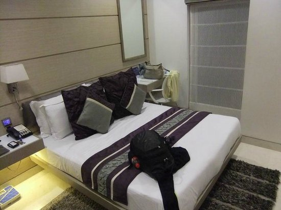 Residency Hotel: Our room