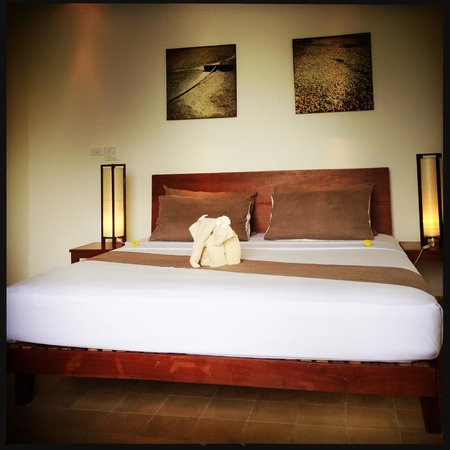 Battambang Resort: Lake Room