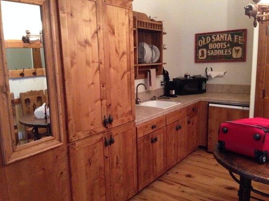 Sorrel River Ranch Resort and Spa: Kitchenette