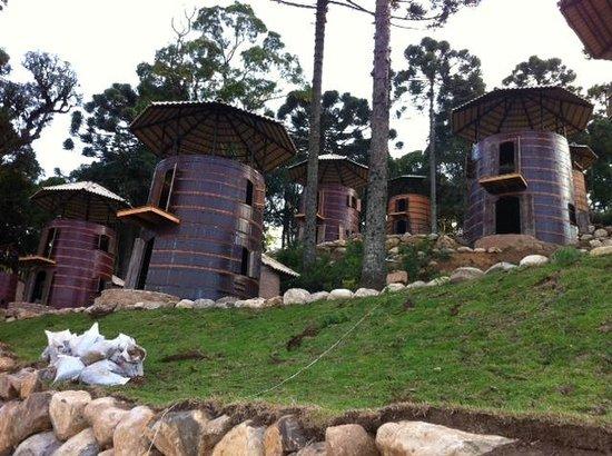 Hotel Fazenda Pampas: Cabanas