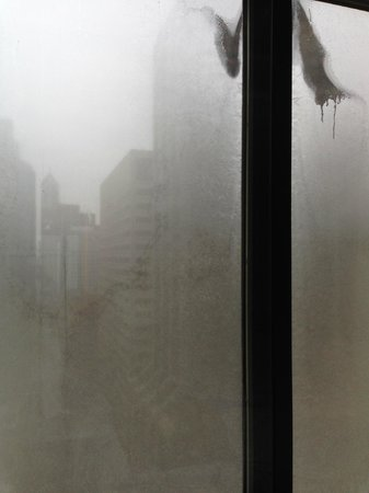 MileNorth, A Chicago Hotel : bed area window view