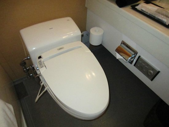 hi tech toilet picture of hotel niwa tokyo chiyoda tripadvisor. Black Bedroom Furniture Sets. Home Design Ideas