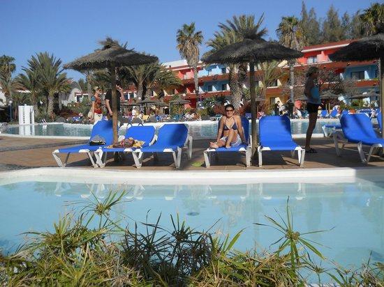 Hotel Fuerteventura Playa: Piscina