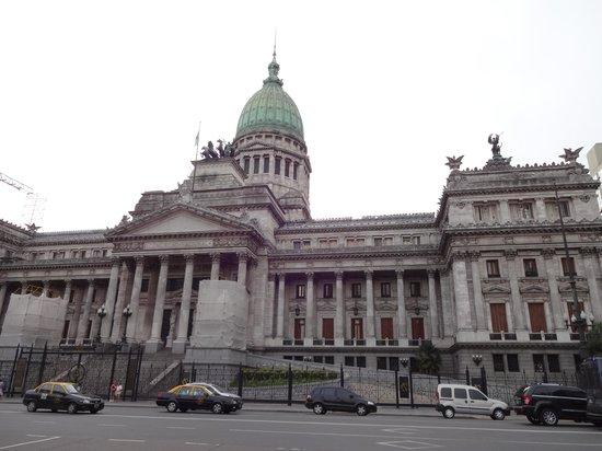 Ibis Buenos Aires: O hotel fica a menos de 2 min à pé do Congresso Nacional