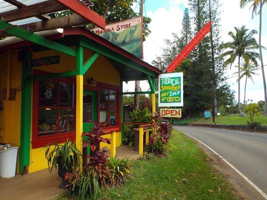 Makapala Store and Cafe: enuf said
