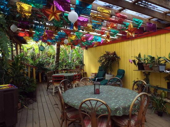 Makapala Store and Cafe: color, color, color