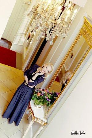 Hotel Splendid-Dollmann: Холл отеля