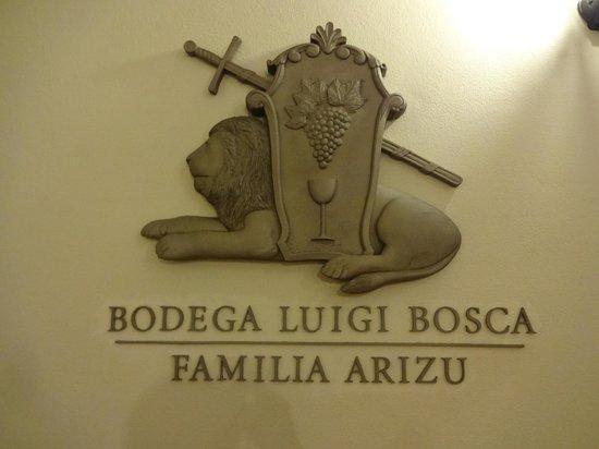 Bodega Luigi Bosca Familia Arizu: Bodega Luigi bosca