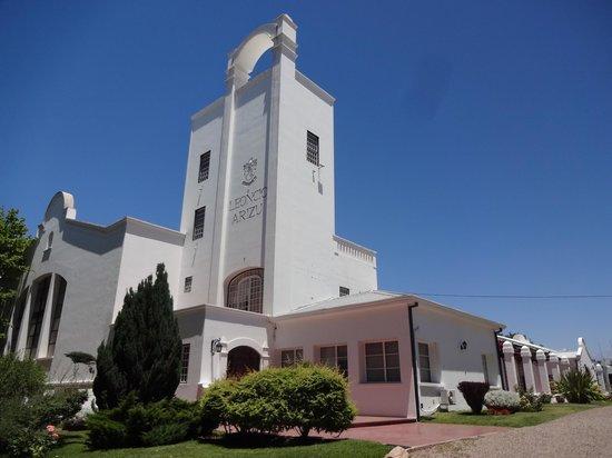Bodega Luigi Bosca Familia Arizu: Prédio principal